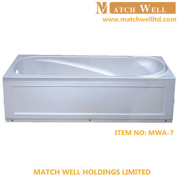 Hot Sale 1800 Bathtub With Four Legs In Many Colors - Buy Bathtub ...