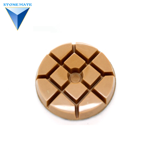 High density glass diamond polishing pads foam made car pad buffing