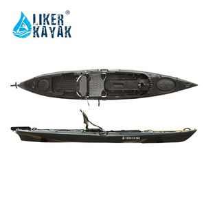 Custom made sea 1 man fishing pedal kayak