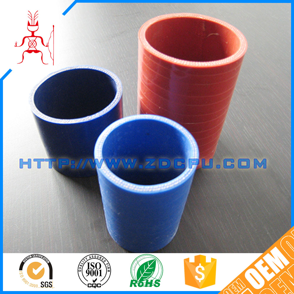 Strong toughness customized injection molding large diameter rubber hose