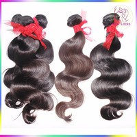 Wholesales Hair Products 100% Unprocessed Pure Peruvian 10A Grade Virgin Remy Body Wave Hair Extensions Fast Free Shipping