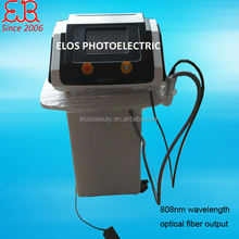 Portable optical fiber laser,diode laser hair removal machine for clinic use