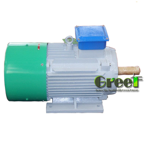 SALE ! 90KW 600rpm Low rpm / Wind Turbine / Three Phase AC Permanent Magnet Generator Price