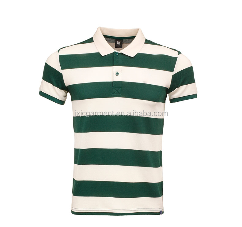 Latest Custom design polo T shirts/jersey 200gsm 100%cotton