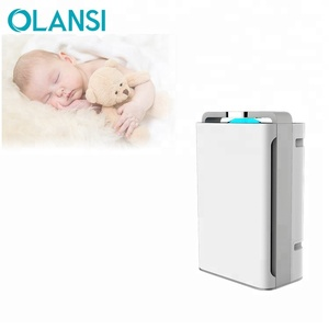 Oem Odm Portable Humidifier Anion Air Purifiers Dust Sensor Home Hepa Air Purifier