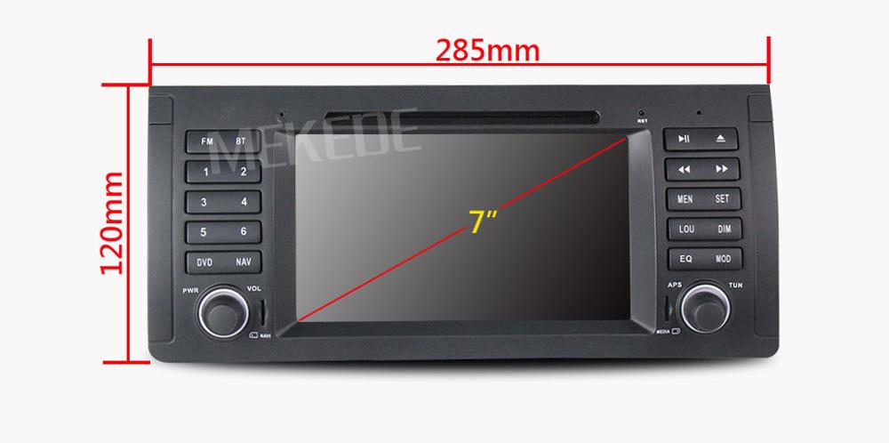 Wholesale! 7 Inch touch screen Car DVD Player For B-MW X5 +DVD + GPS + Radio+RDS + Bluetooth+A2DP +Phone book+Mobile phone