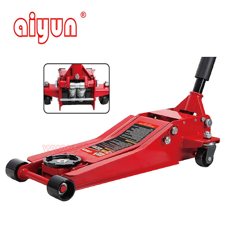 3ton low profile professional garage hydraulic jack car for Assurance pro garage