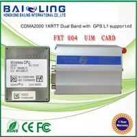 Newest Modem Wavecom Q26 Elite Module 3G CDMA 800/1900MHz Modem UIM Card FXT004 GPS MODEM