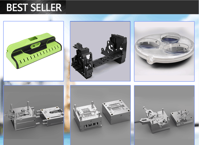 clear ABS/PP/PVC/TPU plastic injection moulding/mold for car parts