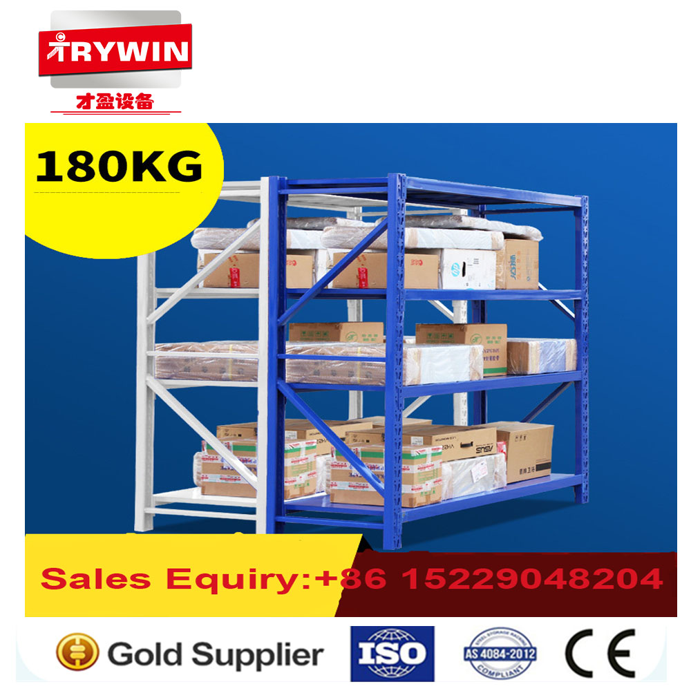 Warehouse Solar Racking System Computer Store Shelf China Factory Supplier