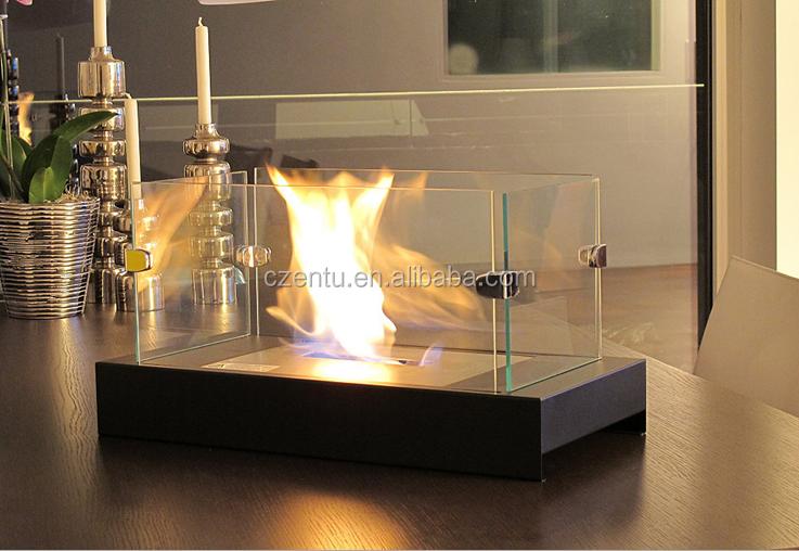 cheminee ethanol chauffe