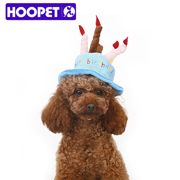 Candle Birthday Hat Dog Clothes Christmas for Pet Parties Pet Accessories