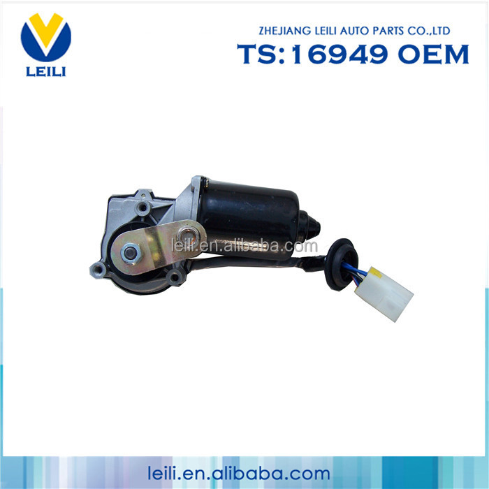 Truck Vehicle differential electric wiper motor drive