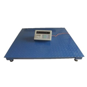 Vegetable weighing machine electronic weighing platform scale LED