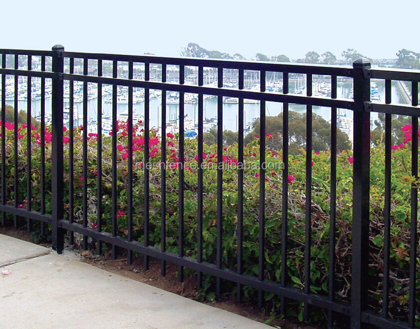 Used wrought iron fencing for sale models of gates and