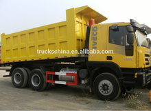 Iveco Hongyan 6x4 left hand drive 390hp dump truck for sale