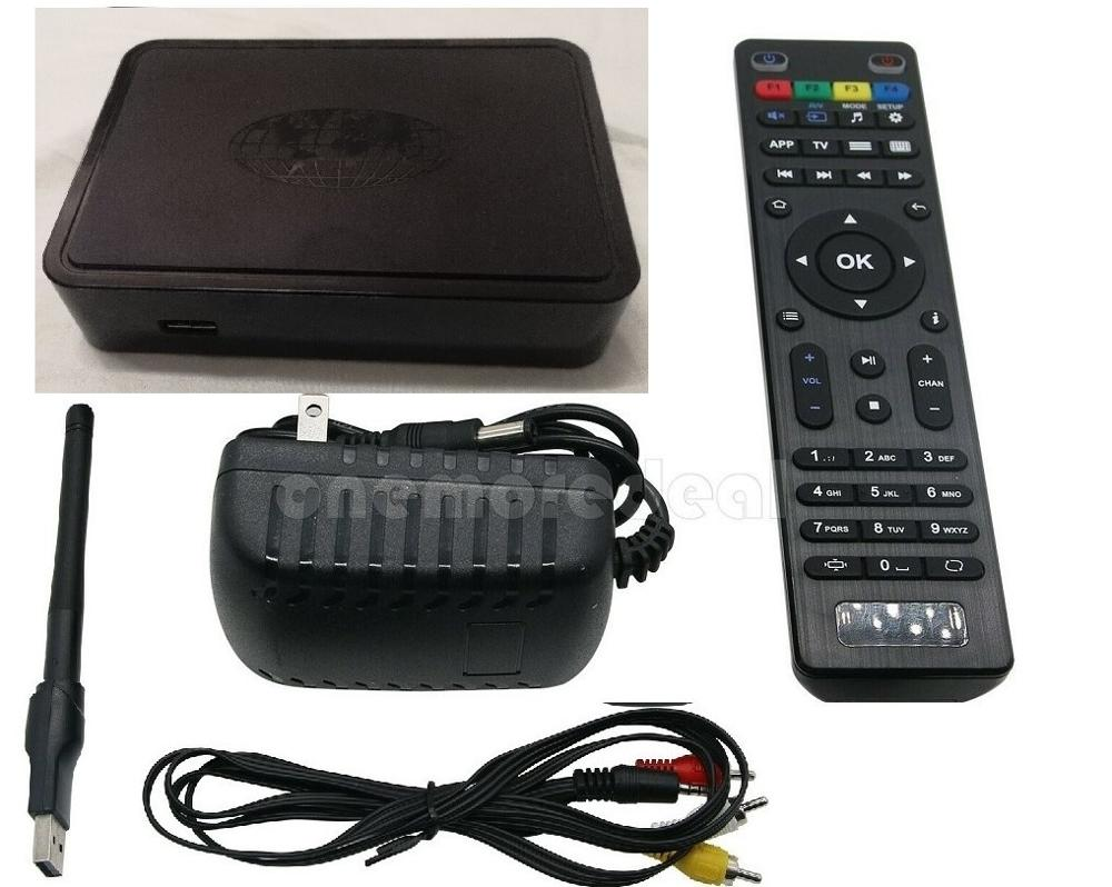 IPTV Set Top Box Streaming USB WiFi Mini TV Box Media <strong>Player</strong> 250 STB