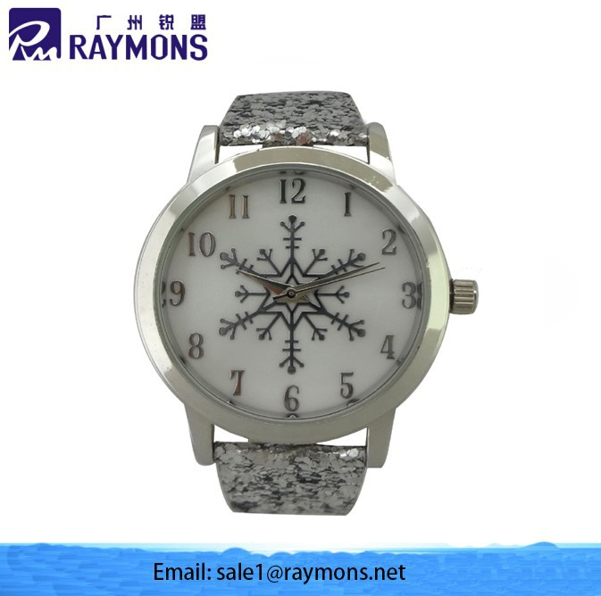 Newest Promotional Custom Logo High Quality Chips Watch