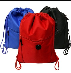 Best Selling Functional Young Backpack Nylon Drawstring Bag For 2015 Kid Hiking Shoes