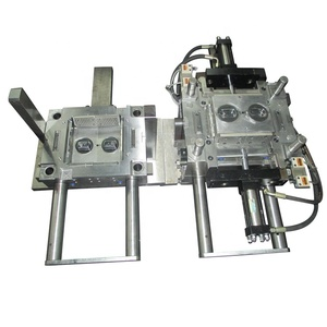 Hot Selling plastic injection mould machine making injection service manufacturer low cost plastic husky injection molding