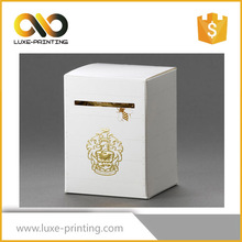 Gift industry use custom eco friendly tea box packaging