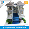 Attractive residential building models for sale- house layout model
