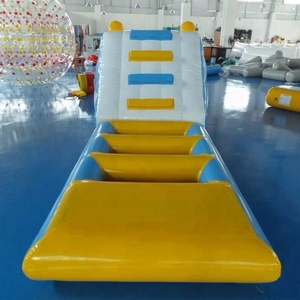 Cheap Inflatable Water Floating Obstacle Course / Inflatable Pool Obstacle For Sale