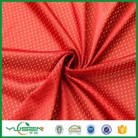 High quality light weight garment Furniture Upholstery Mesh Fabric