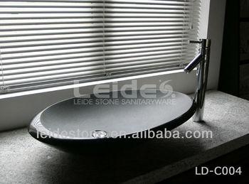 Granieten Wasbak Badkamer : Populaire badkamer wastafel natuursteen wastafel steen lavabo