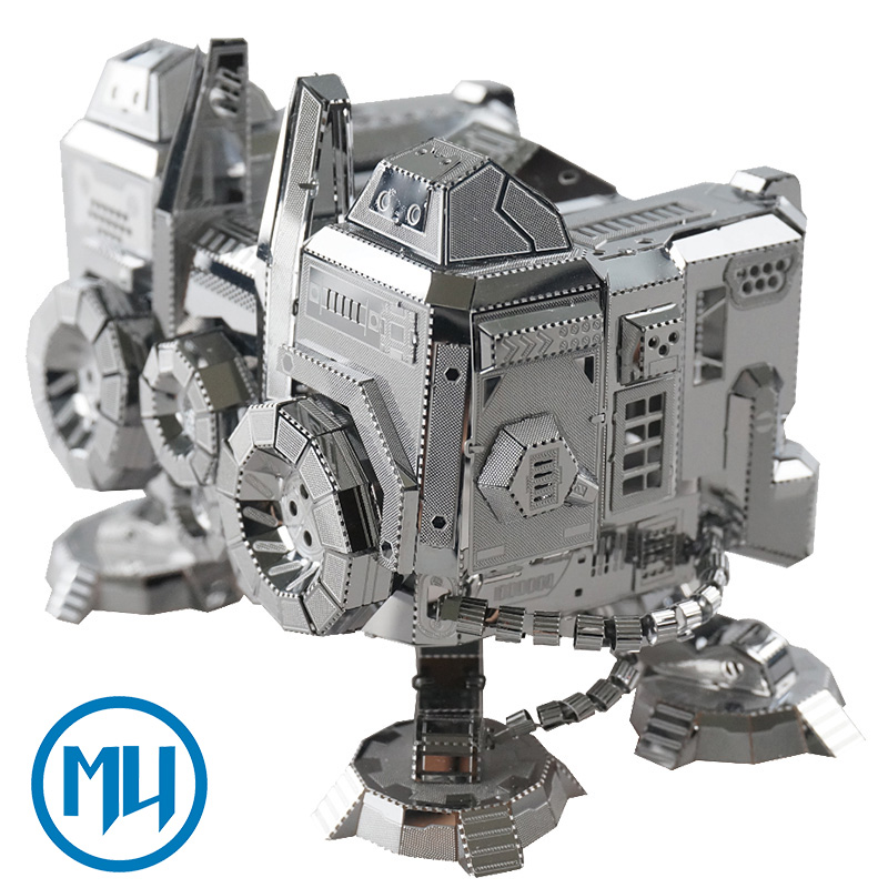 Mu 3d Puzzle Starcraft Terran Building Model Kit Diy Metal Assembly Puzzle  Model Toys For Teens - Buy Toys,Diy Model Toys,Diy Toy For Teens Product on