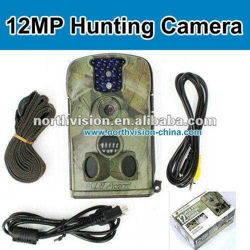 2012 The Best Selling 12MP Hunting camera Trail Camera