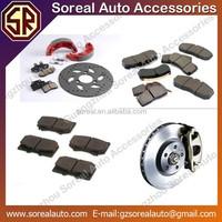 Use For MITSUBISHI OUTLANDER/GLANDER/ASX/JEEP Brake Pads MR569403