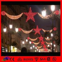 Premium Quality outdoor laser light christmas decoration LED street skylines light