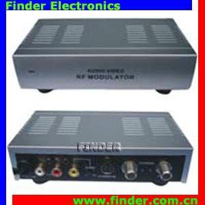 AV 2 RF Converter Modulator