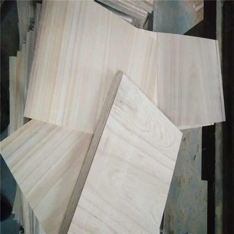 paulownia edge glued board furniture board