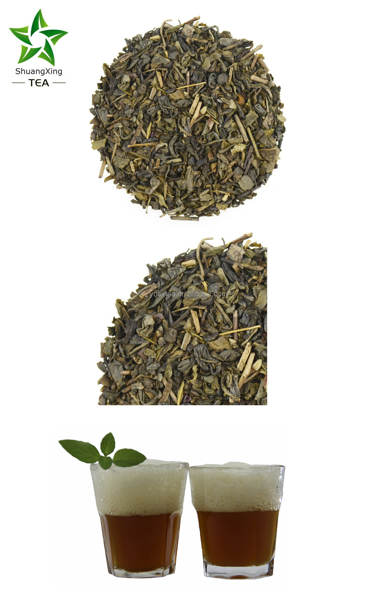 China green tea CHUNMEE GREEN TEA 8147 The vert de Chine green tea 1kg price