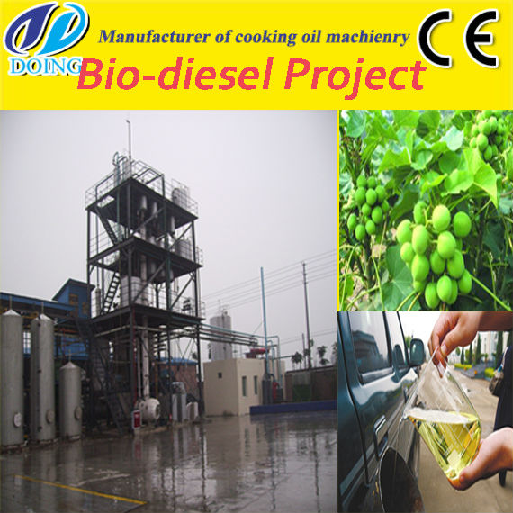 Crude Glycerine Biodiesel Production Plant for sale