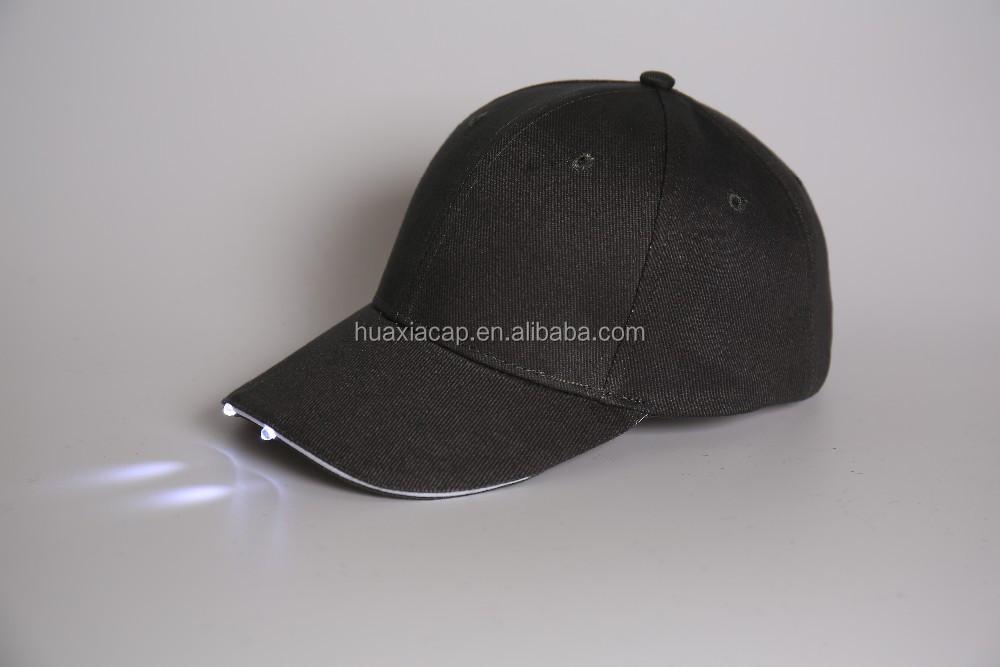 Led Light Cap Baseball Caps With Led Lights Baseball Cap