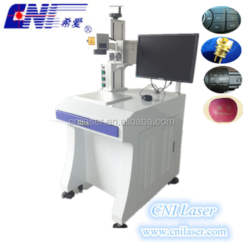 CNI Desktop cheap Laser Engraving Machine for ID card