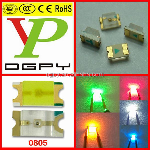 Top Smd Led/0603 0805 1206 3528 3020 3014 5730 Top Smd Led Factory ...