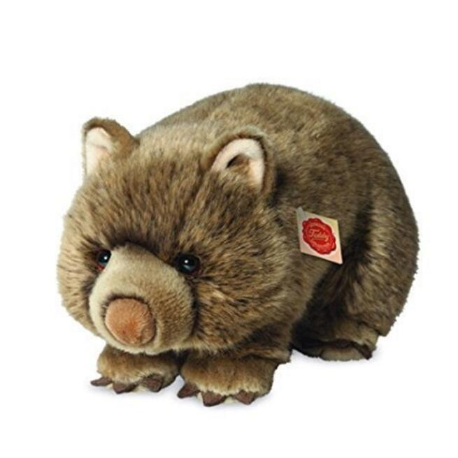 Forest Animal Stuffed Toy Plush wombat plush toy for crame machine
