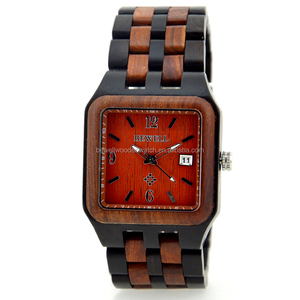 beautiful designer wrist affordable watch blade rosewood watch