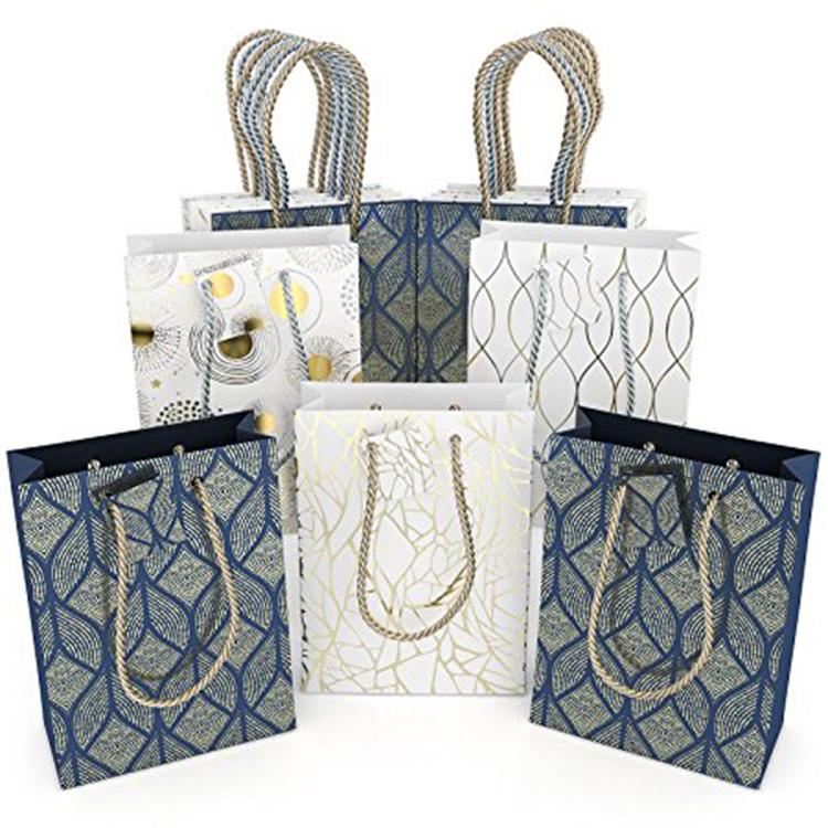 Novo design grande Boutique saco de papel kraft Sacos de Papel Kraft Para O Cimento da fábrica