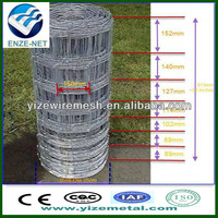 electric galvanized deer fence/hot dipped galvanized deer fence