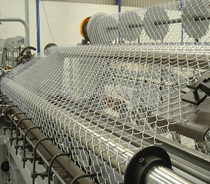 Farm and Field Galvanized Steel Wire Fencing Products Farm Chain Link Fence