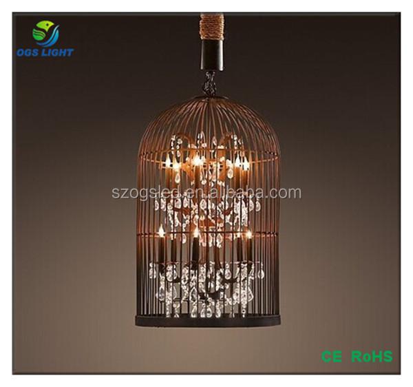 Rectangle Crystal Chandelier Ceiling Light Pendant Lamp Lighting ...