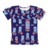 Best selling products kid clothing wholesale ruffle design beautiful girl tops
