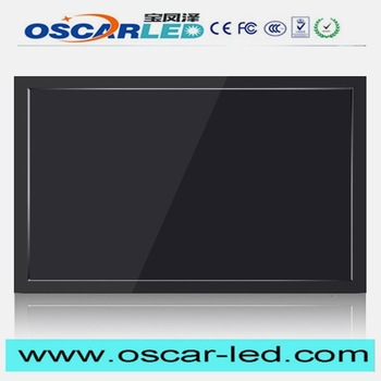 Brand new color wide lcd digital monitor tv 52 inch lcd touch screen monitor made in China