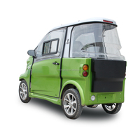 High quality electric mini car eec approved with long battery life