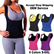 Neoprene Fat Burner Slimming Hot Ultra Sweat Body Shaper For Weight Loss Sauna Suits